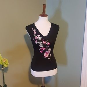 The Limited Floral Tank